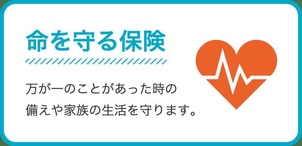 命を守る保険